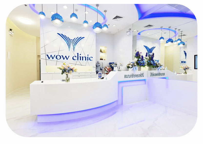 wow clinic central bangna